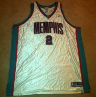 Vintage Jason Williams Authentic Memphis Grizzlies Jersey