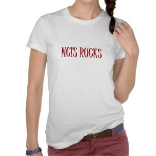 NCIS Gibbs Abby Ducky McGeek DiNozzo Fornell Tshirts