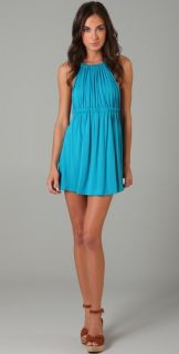 Tbags Los Angeles Strappy Mini Dress