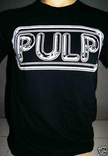 Pulp Jarvis Cocker Britpop Rock Band T Shirt Size s M L