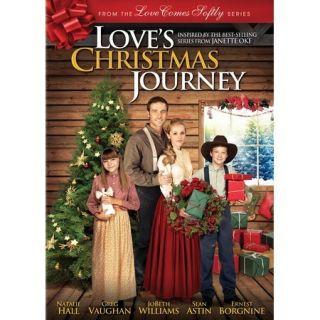 Loves Christmas Journey DVD Janette Oke from Love Comes Softly Series