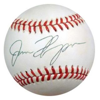 Jason Thompson Autographed Signed Al Baseball PSA DNA P72291