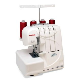 Janome 7933 Serger Sewing Machine