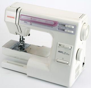 janome 4623 le plus sewing machine