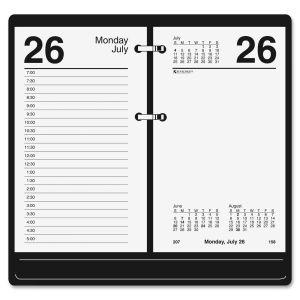 At A Glance Daily Desk Calendar Refill January 2013 Till December 2013