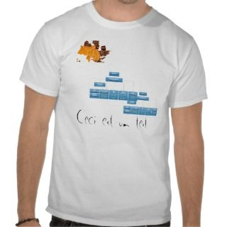 flow chart, flow chart, carte_commune, This… Shirts