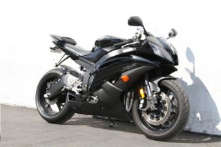 YZF R6 YZF dR6 YZF R6 Jardine GP1R Stainless Steel Full Exhaust System