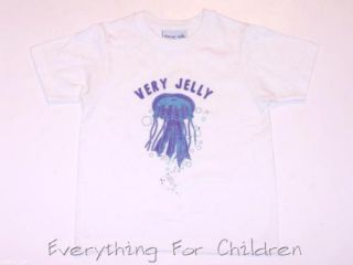 Boys Kellys Kids Shirt 10 12 New T Jelly Fish Boutique