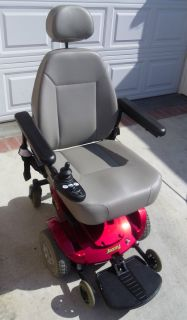 Pride Jazzy Select GT BC Powerchair Wheelchair Great Condition