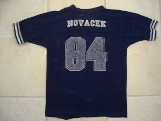 Vintage NFL Dallas Cowboys Jay Novacek Youth Jersey M