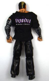 WWE Wrestling Jeff Hardy Wrestle Action Figure Kids Toy New Without