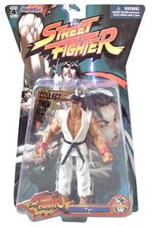 Jazwares Street Fighter Ryu 6 Action Figure