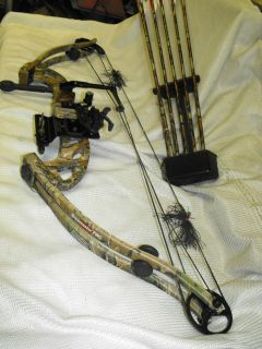 Jennings Buckmaster PWC Compound Bow Package