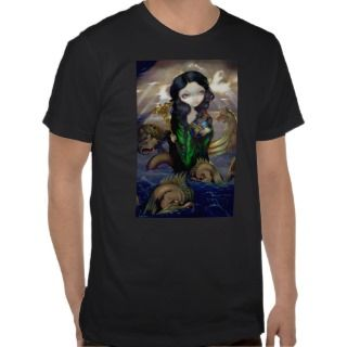 Alchemical Seas SHIRT gothic fantasy lowbrow art