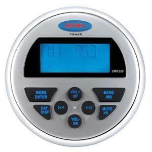 Jensen JWR200 Full Display Wired Remote Control