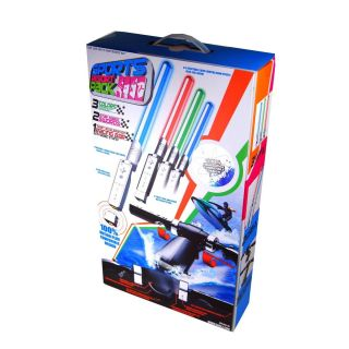 Wii Sport Resort Pack Star Sabers Racing Stand Jet Ski or Motorcycle