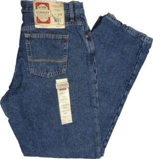 Schmidt Womens Flannel Liined Denim Work Jean by Wrangler Size 2