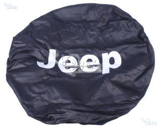 New Spare Wheel Tire Cover 32 33 4 Jeep Wrangler 2002 2011 w