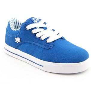 Vlado Spectro 3 Youth Kids Boys Sz 4 5 Royal Blue Jerkin Shoes