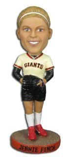 San Francisco Giants Jennie Finch Bobblehead