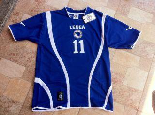 2012 2013 Season Bosnia and Herzegovina Football Soccer Jersey