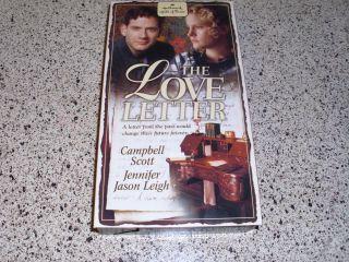 The Love Letter VHS OOP Jennifer Jason Leigh Campbell Scott Hallmark