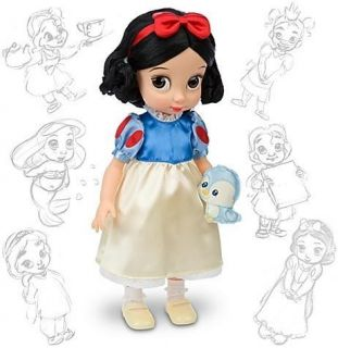 Snow White Disney Animators Collection Toddler Princess Doll 16 Brand
