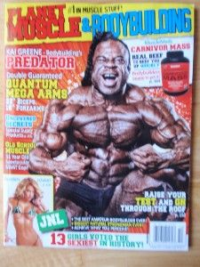 Fitness Magazine Kai Greene Jennifer Nicole Lee 10 11