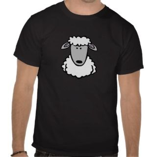 Shaun the Sheep Cute Cartoon Animal T Shirt