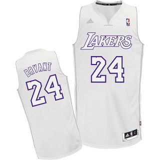 Angeles Lakers Kobe Bryant Big Color Fashion Swingman Jersey