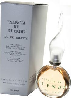 Esencia de Duende by J Del Pozo 3 4 oz EDT Spray Tester for Women