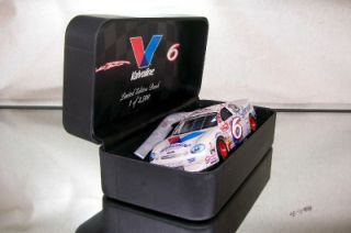 Mark Martin 6 Valvoline Synpower Racing NASCAR 1998 Ford Taurus 1 24