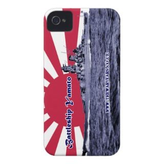 Japanese battleship Yamato Case Mate iPhone 4 Case