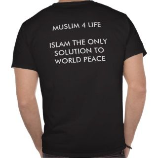 ALLAHU AKBAR (ALLAH IS MOST GREAT)MUHAMMAD (PBT SHIRT