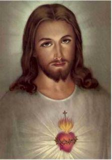 Jesus Christ Fridge Magnet SPIR012