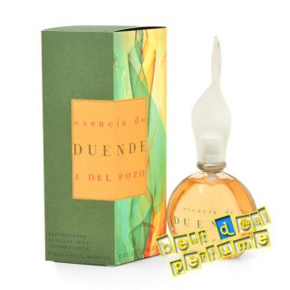 Esencia de Duende  Jesus Del Pozo  3 4 oz EDT Women  New in Box