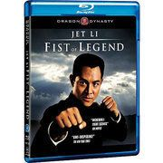 Jet Li Blu Ray Lot Legend Tai Chi Master Fist of Legend See Details