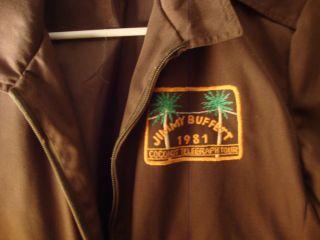 Jimmy Buffett Tour Jacket