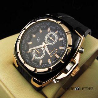 New Luxury Men Ladies Wrist Watches Quartz Analog Dial Band
