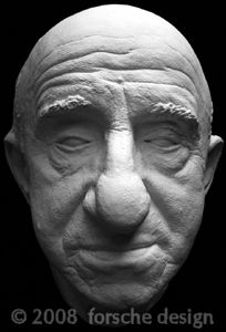 Jimmy Durante Life Mask Mad Mad Mad Mad World The Man Who Came to