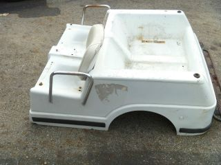 1977 Harley Davidson Golf Cart Body