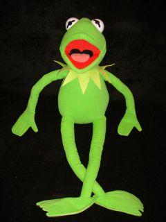 Jim Henson Muppets Kermit The Frog Plush Large 25