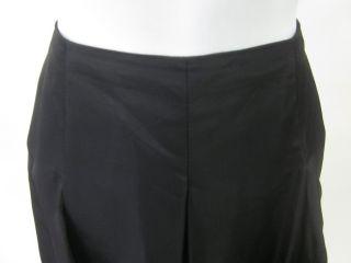 Jessica McClintock Col Black Full Skirt Sz 6 Jill Zarin