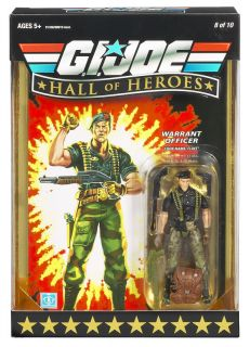 Gi Joe Hall of Heroes Series 1 Figure Flint