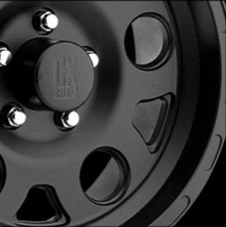 18 Wheels Rims XD122 Enduro Matte Black 18x9 8x170 F250 F350 Super