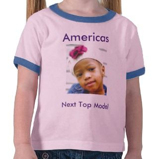 pinkangel, Americas, Next Top Model Tee Shirts