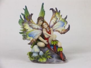 Fairy Lovers Love Jody Bergsma Figurine Statue Boy Girl