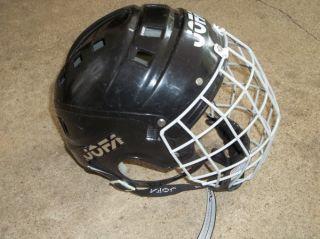 Jofa Wayne Gretzky Style Ice Hockey SR Helmet w 381 SR Cage