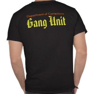 corrections officer t shirts