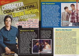 Days of Our Lives Peter Reckell James Scott April 16 2012 Soap Opera